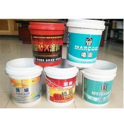 k11 防水涂料塑料桶,鑫远塑业(在线咨询),涂料塑料桶图片