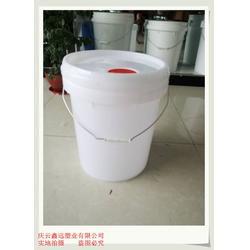 20升塑料桶|庆云鑫远塑业|20升塑料桶图片