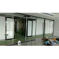 玻璃隔断,海口中海华宇,玻璃隔断工程图片