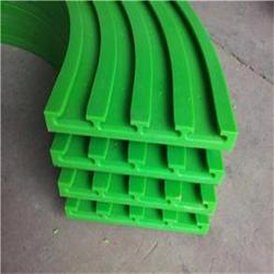 玉树高分子聚乙烯链条导轨,东兴厂家,绿色高分子聚乙烯链条导轨图片