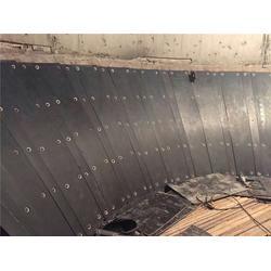 阻燃煤仓衬板_东兴橡塑厂价直销_煤仓阻燃衬板图片