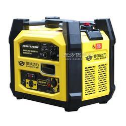 2000W手提式汽油发电机图片