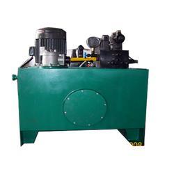 液压系统_蒂华机电_母线机液压系统图片