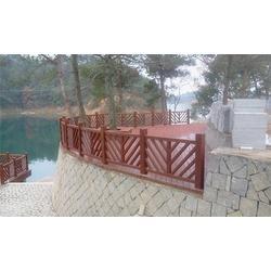 碳化木护栏厂家|建邺护栏| 南京典藏装饰公司图片