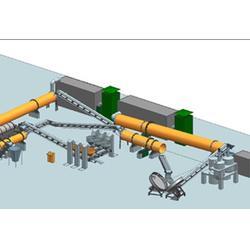 重庆市有机肥设备组装|有机肥设备组装|【湘弘机械设备】图片