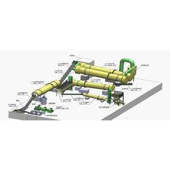 陕西有机肥设备多少钱,有机肥设备多少钱,【湘弘机械设备】图片