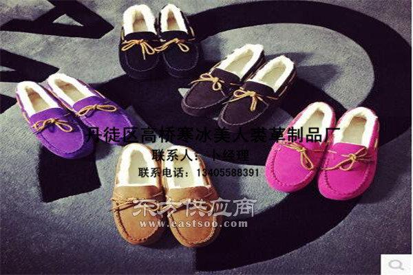 豆豆鞋品牌,豆豆鞋,镇江寒冰美人裘革制品(查看)图片