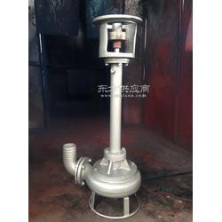 脱硫沉淀池耐腐蚀立式搅拌清淤泵不锈钢图片