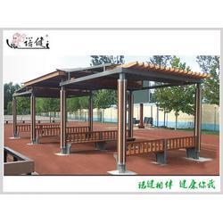木质凉亭,凉亭,诺健园林(图)图片