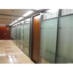 海南玻璃隔墙工程|柯逊隔墙(在线咨询)|玻璃隔墙图片