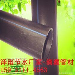 PE管塑料管厂家供应四分管二寸黑管滴灌管材等图片