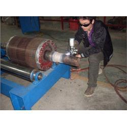 维修直流电机、精益电机修理、栖霞维修直流电机图片