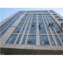 正规高空作业资质,外墙安装维修,重庆玻璃清洁图片