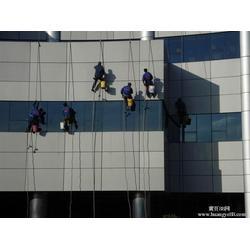蜘蛛人|外墙清洁维修|厂房开荒保洁图片