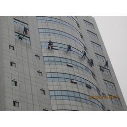 两江新区外墙清洗,蜘蛛人高空清洗公司,外墙清洗方案图片
