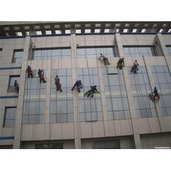 高空外墙清洗、潼南清洁公司、外墙清洁公司图片