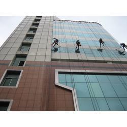 南川办公楼清洗_洁万家清洁公司(优质商家)_十年高空作业经验图片