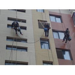 天地缘清洁公司_正规高空资质_江津珞璜洗外墙图片