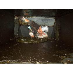 洁万家清洁公司、食堂油烟管道清洗、重庆渝中区油烟管道清洗图片