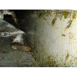 排烟管道清洗、汽博中心洗烟道、大型油烟机清洗图片