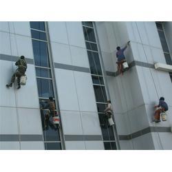 辦公樓外墻清洗、潔萬家清潔公司、觀音橋外墻清洗圖片