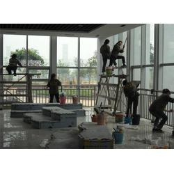 沙坪坝天星桥保洁公司、高空外墙清洗、诚信保洁公司图片