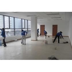 大樓外墻清洗、外墻清洗、重慶潔萬家專業保潔(查看)圖片