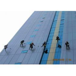 公司外墙清洗,江北大石坝外墙清洗,重庆洁万家专业保洁图片