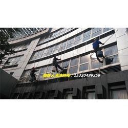 住宅外墙清洗,重庆汽博中心外墙清洗,重庆洁万家清洁公司图片