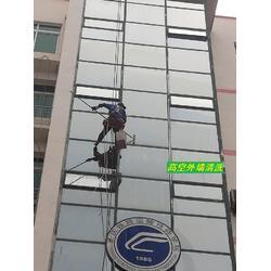 洁万家高空蜘蛛人公司-高空外墙维修掉脚手架怎么计算图片