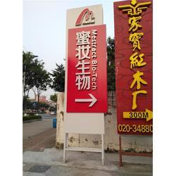 广州户外标识标牌-匠能优质产品-户外标识标牌图片