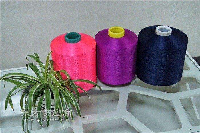 针织原料,网络丝,同翔化纤用料上乘图片