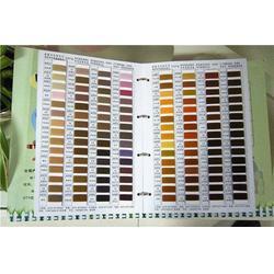 有色涤纶丝、同翔化纤一站式服务、有色涤纶丝厂图片