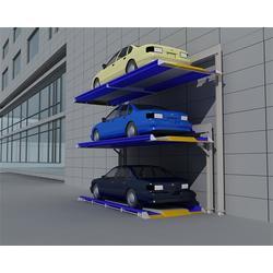 宁阳立体车库、山东恒升智能停车系统、智能立体车库厂家图片