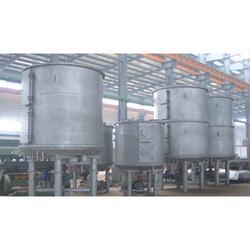 邳州外夹套式真空干燥器-无锡市鼎秀化工设备厂图片