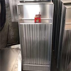 铝合金多叶排烟口-巴州铝合金多叶排烟口-江卓空调品质保证图片