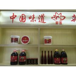 辽宁辣椒红油厂家-抚顺辣椒红油(新莲调味)图片