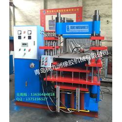 锦九洲 双联机组全自动硫化机硅胶油压机-硫化机图片