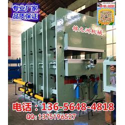换热器密封垫全自动平板热压机厂、热压机、锦九洲图片