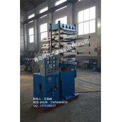 地砖硫化机_青岛锦九洲_供大型橡胶地砖硫化机 成型设备图片
