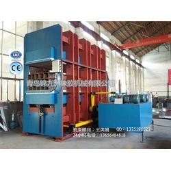 平板硫化机_锦九洲_3000T大型平板硫化机油压机图片