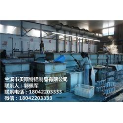 台州硬质氧化-硬质氧化-贝斯特铝制品图片