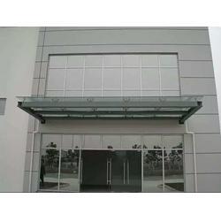 玻璃雨棚_夹胶式玻璃雨棚_祥耀装饰量身定制(优质商家)图片