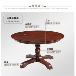 石龙实木办公家具、实木办公家具 纯实木、达联家具(优质商家)图片