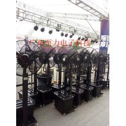 prt车站降温消暑喷雾风扇厂家-至力电子-梅州喷雾风扇厂家图片