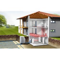 相城地源热泵-冰度空间-别墅地源热泵费用图片