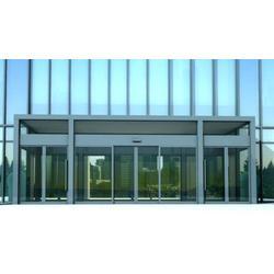 安倍電子門(在線咨詢)、感應門、全玻璃感應門圖片