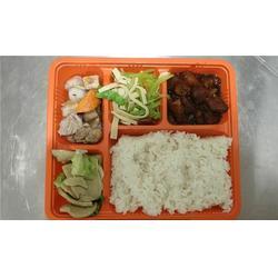 快餐配送中心-横泾镇快餐-好滋味餐饮(查看)图片