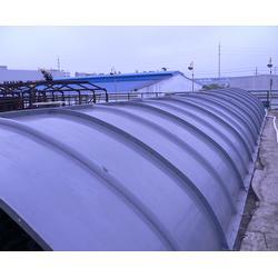合肥污水池集气罩-合肥鑫城生产厂家-污水池集气罩图片