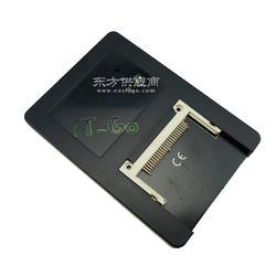 IT-GO CF转SATA硬盘转接卡 CF卡转2SATA转接卡 CF转2.5 SATA串口转接卡图片